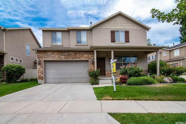 839 E Whisper Cv S, Sandy, UT 84094 (#1749690) :: Utah Real Estate