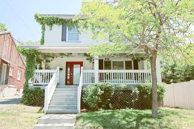 20 N O St, Salt Lake City, UT 84103 (MLS #1750185) :: Lookout Real Estate Group