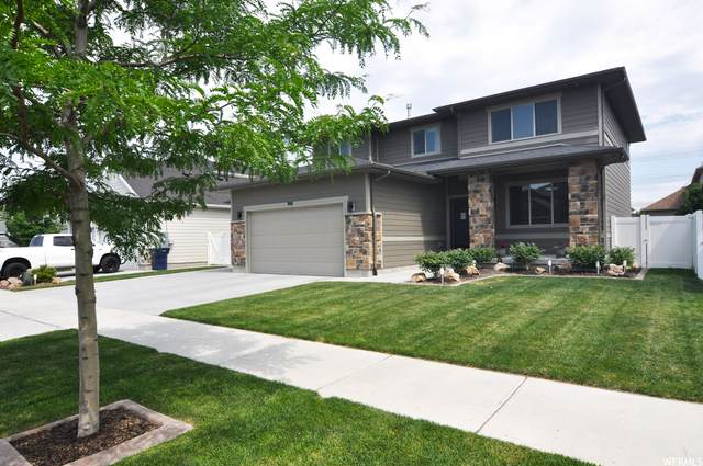 988 W Red Glare Dr S, Bluffdale, UT 84065 (MLS #1750654) :: Lookout Real Estate Group