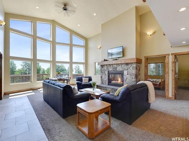 1732 Heather Ln, Coalville, UT 84017 (MLS #1750680) :: High Country Properties