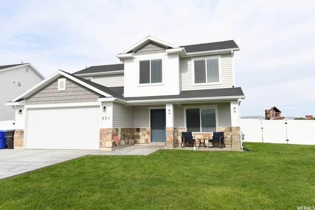 531 N 2900 W, Tremonton, UT 84337 (MLS #1750702) :: Lookout Real Estate Group