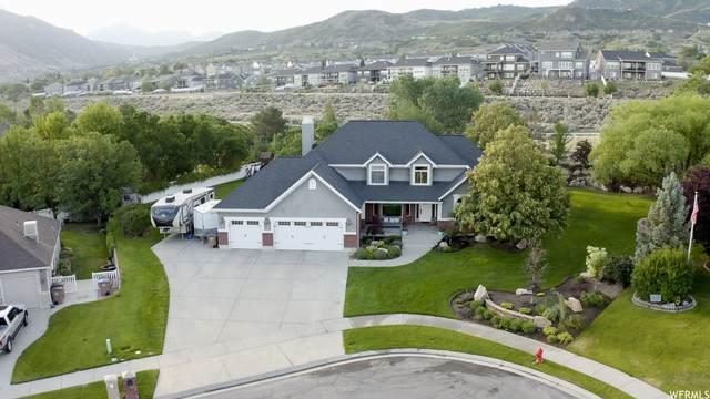 13993 S Corner Ridge Ct, Draper, UT 84020 (#1750773) :: Powder Mountain Realty