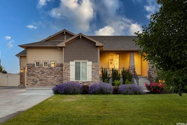 1448 S Thoroughbred Dr, Kaysville, UT 84037 (#1750881) :: Utah Real Estate