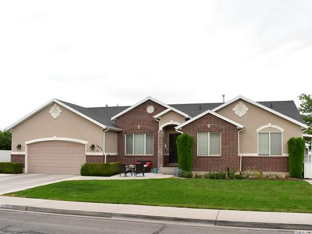 1851 N 800 W, Orem, UT 84057 (#1750939) :: C4 Real Estate Team