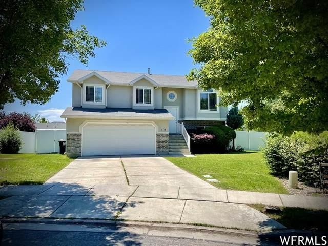 116 E 2325 S, Clearfield, UT 84015 (#1750992) :: Utah Real Estate