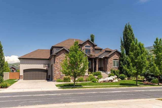 5830 N Belmont Dr., Mountain Green, UT 84050 (#1751048) :: Utah Real Estate