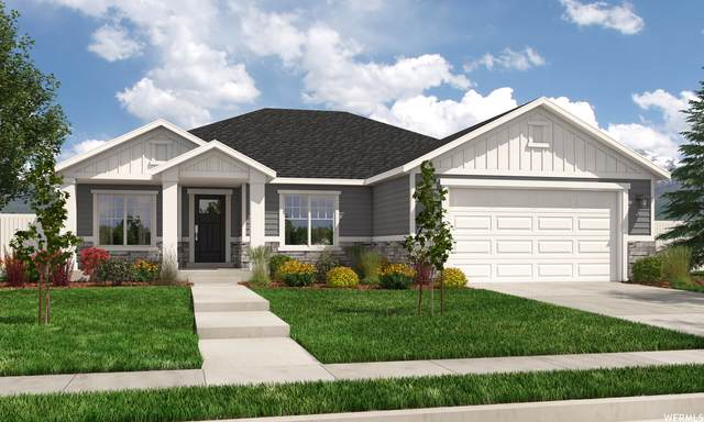 536 W 1575 N #207, Saratoga Springs, UT 84043 (#1751060) :: Doxey Real Estate Group