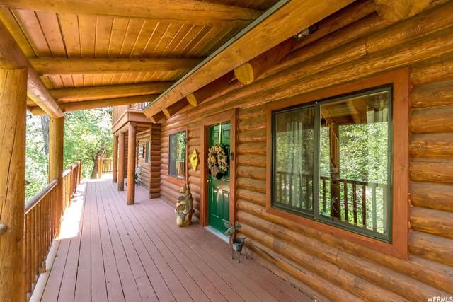 12571 E Evergreen Park Dr, Huntsville, UT 84317 (#1751245) :: Villamentor
