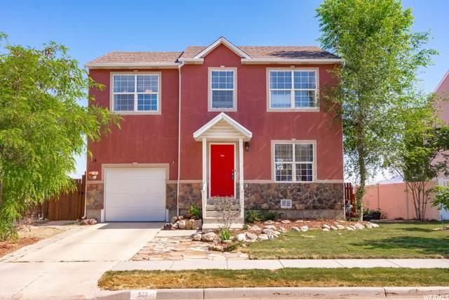 522 W 670 N, Tooele, UT 84074 (#1751247) :: Utah Real Estate