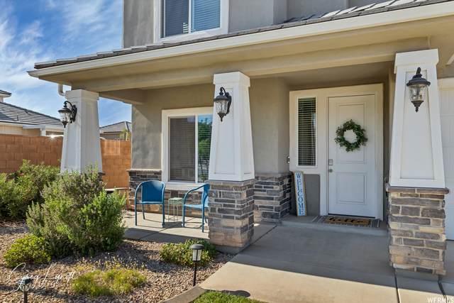 93 W Chesterfiel Dr, Washington, UT 84780 (#1751423) :: Bustos Real Estate   Keller Williams Utah Realtors