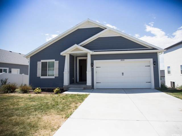855 N Stallion Dr, Spanish Fork, UT 84660 (#1751573) :: UVO Group | Realty One Group Signature