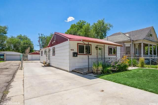 1053 W Euclid Ave, Salt Lake City, UT 84104 (#1752156) :: goBE Realty