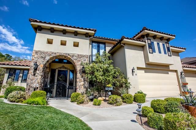1630 E 2450 S #38, St. George, UT 84790 (#1752464) :: Berkshire Hathaway HomeServices Elite Real Estate