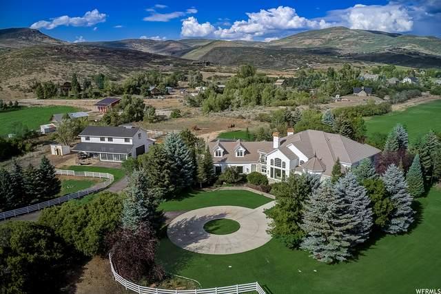 915 S 4800 E, Heber City, UT 84032 (#1752855) :: Utah Real Estate