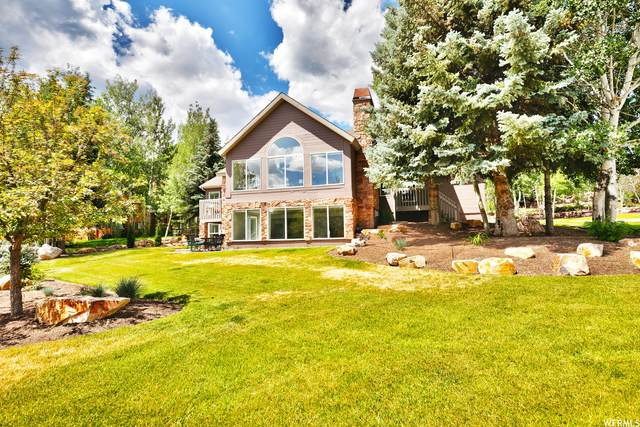 3745 Lariat Rd, Park City, UT 84098 (#1752885) :: UVO Group   Realty One Group Signature
