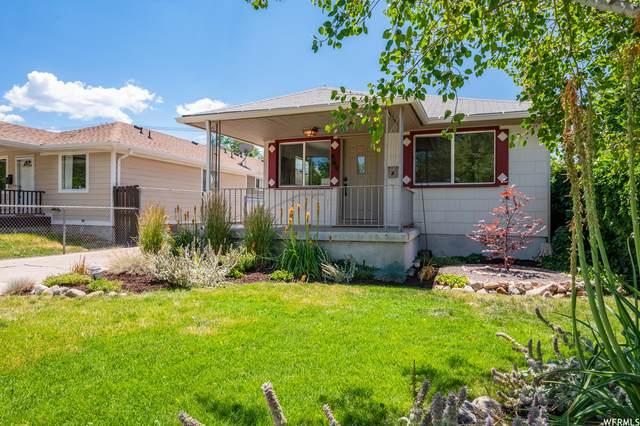 264 E Wentworth Ave, South Salt Lake, UT 84115 (#1753012) :: Powder Mountain Realty