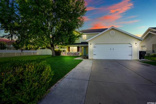 1784 N 2615 W, Clinton, UT 84015 (#1753053) :: UVO Group   Realty One Group Signature
