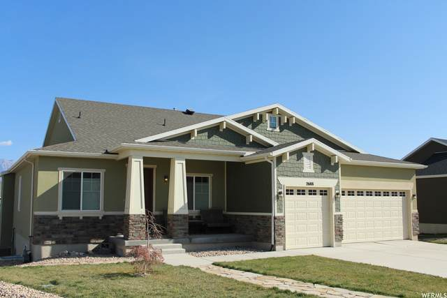 2688 S Waterview Dr, Saratoga Springs, UT 84045 (MLS #1753235) :: Lookout Real Estate Group