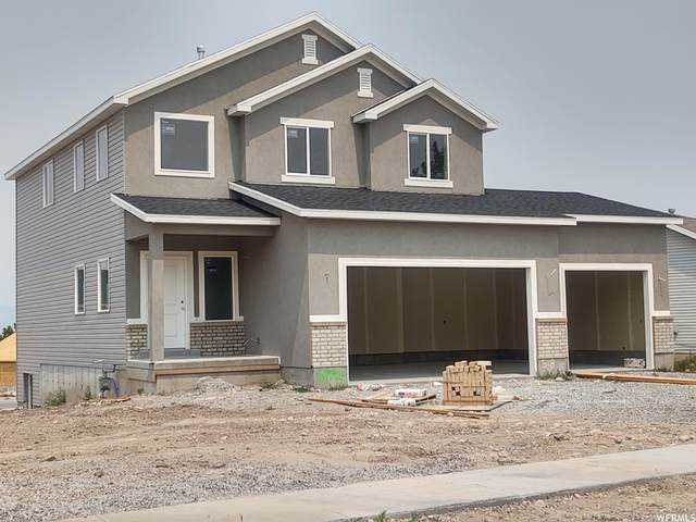 3307 S Newhouse Dr #520, Magna, UT 84044 (#1753324) :: Colemere Realty Associates