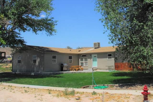 310 W Center N, Gunnison, UT 84634 (#1753751) :: Powder Mountain Realty