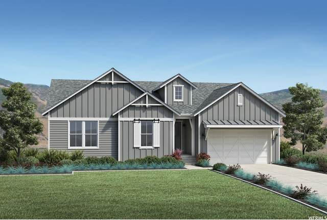 14918 S Thorntree Ln W #151, Herriman, UT 84096 (#1754038) :: Utah Best Real Estate Team | Century 21 Everest