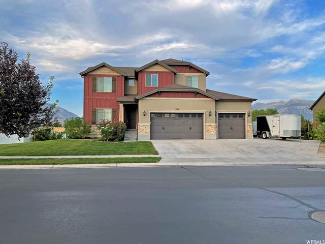 657 S Lakeview Dr, Vineyard, UT 84059 (MLS #1754132) :: Summit Sotheby's International Realty