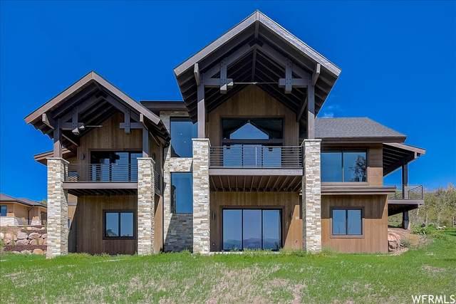 14100 N Panorama Pkwy #59, Kamas, UT 84036 (MLS #1754219) :: High Country Properties