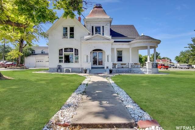 179 W Main, Mount Pleasant, UT 84647 (#1754345) :: Utah Best Real Estate Team | Century 21 Everest