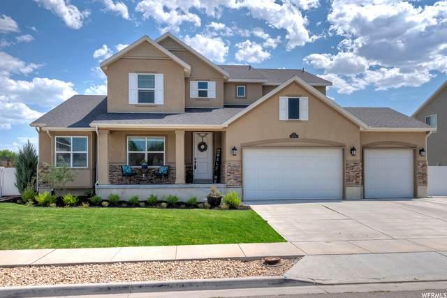 1901 W Bamberger Dr, Riverton, UT 84065 (#1754375) :: Utah Real Estate