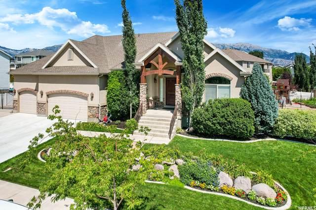 776 N 1580 E Lot 31, Lehi, UT 84043 (#1754431) :: Bustos Real Estate | Keller Williams Utah Realtors