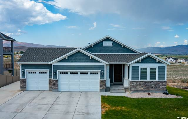 706 W Meadow Side Drive Dr, Saratoga Springs, UT 84045 (#1754432) :: goBE Realty