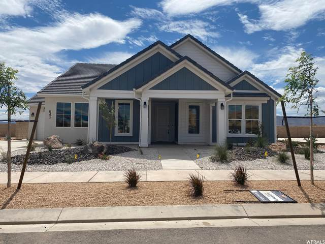 643 W Fire Sky Dr, St. George, UT 84790 (#1754487) :: Doxey Real Estate Group