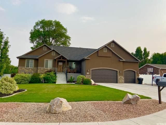 2044 E 1900 S, Vernal, UT 84078 (#1754488) :: Bustos Real Estate | Keller Williams Utah Realtors