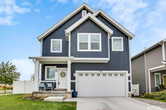 521 S Church Dr, Saratoga Springs, UT 84045 (#1754573) :: Utah Best Real Estate Team   Century 21 Everest