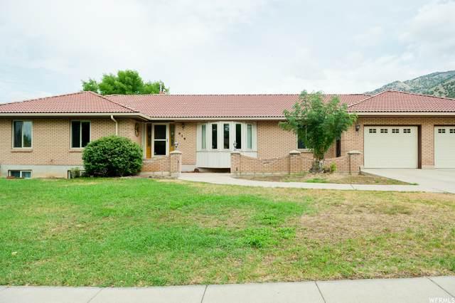 515 E Bringhurst Dr S, Providence, UT 84332 (#1754969) :: Bustos Real Estate | Keller Williams Utah Realtors