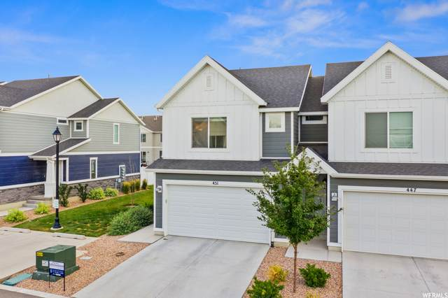 451 S Pegasus Way, Saratoga Springs, UT 84045 (MLS #1755407) :: Lookout Real Estate Group