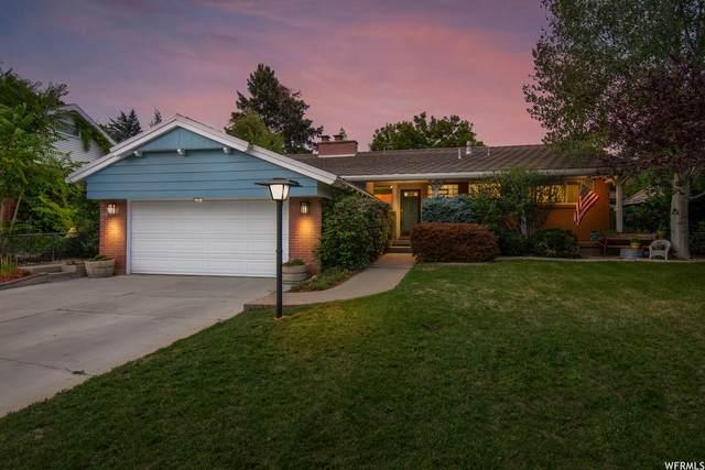 3817 S Villa Dr, Salt Lake City, UT 84109 (#1755508) :: Zippro Team
