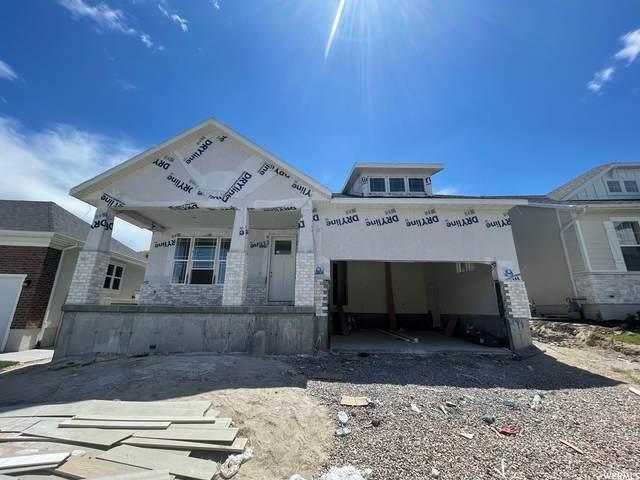 4883 S Upper Bend Dr #94, Herriman, UT 84096 (MLS #1755696) :: Lookout Real Estate Group