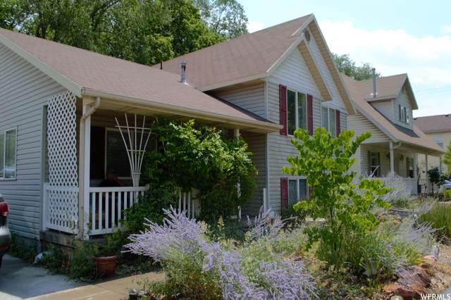 322 N Argyle Ct W, Salt Lake City, UT 84116 (#1755914) :: Bustos Real Estate | Keller Williams Utah Realtors
