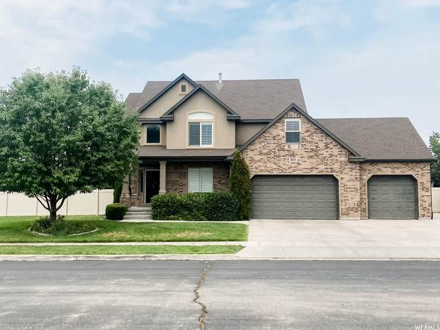 644 W 1950 S, Syracuse, UT 84075 (MLS #1755970) :: Lookout Real Estate Group