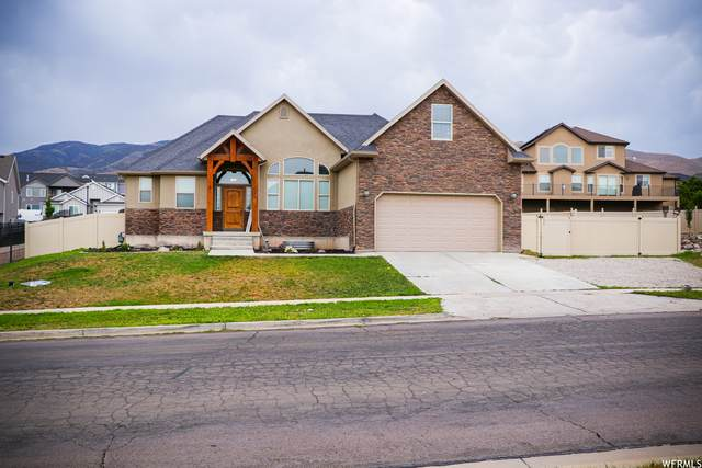 361 W Weatherby Dr S, Saratoga Springs, UT 84045 (#1756000) :: Real Broker LLC