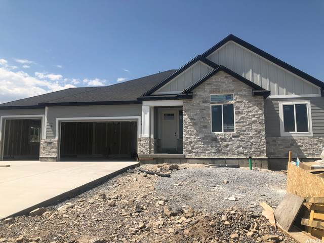 1487 S Overlook Ln #616, Saratoga Springs, UT 84045 (#1756016) :: Berkshire Hathaway HomeServices Elite Real Estate
