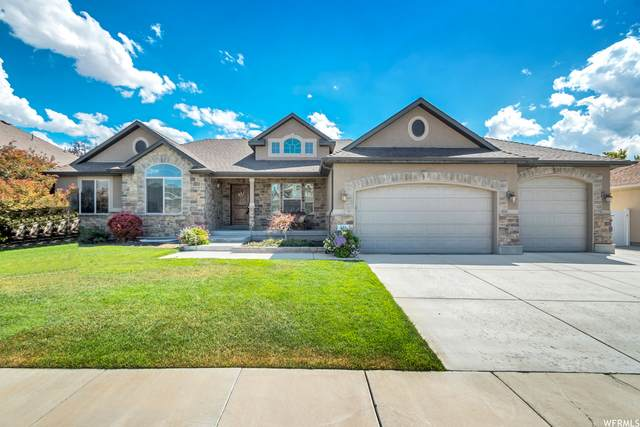 438 W Winchester Dr, Stansbury Park, UT 84074 (MLS #1756241) :: Summit Sotheby's International Realty