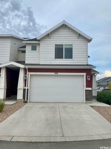 504 S Evergreen Way, Saratoga Springs, UT 84045 (MLS #1756314) :: Lookout Real Estate Group