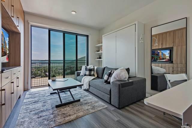 2670 Canyons Resort Dr W #429, Park City, UT 84098 (#1756324) :: Bustos Real Estate | Keller Williams Utah Realtors