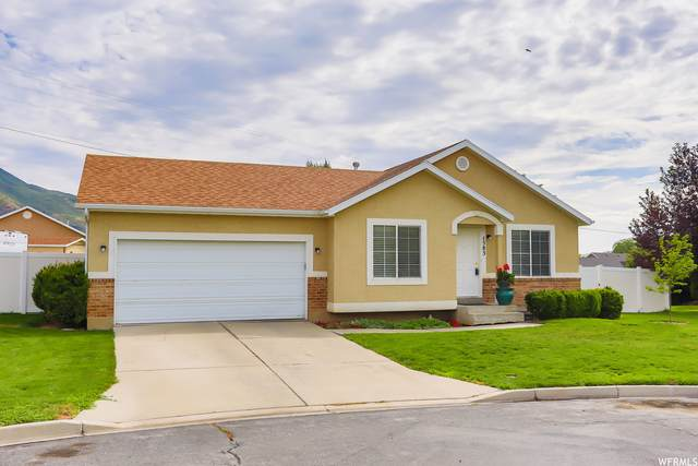 1583 S Spur Ct W, Payson, UT 84651 (MLS #1756460) :: Lookout Real Estate Group