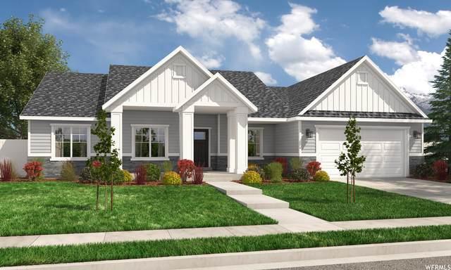 553 W 1520 N #232, Saratoga Springs, UT 84043 (#1756683) :: Utah Dream Properties