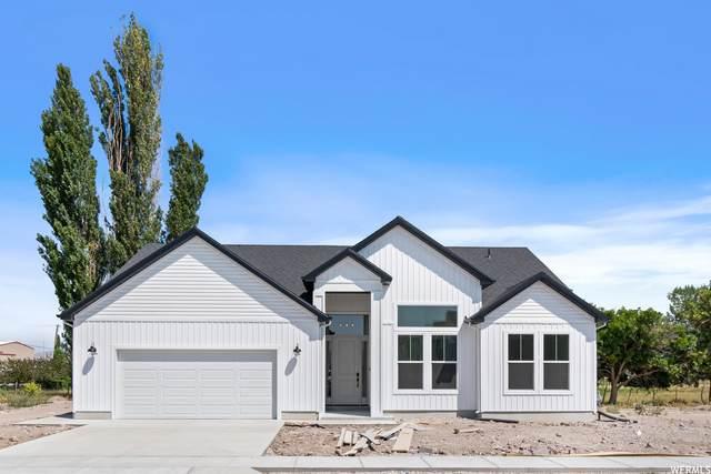 982 N 900 W, Tremonton, UT 84337 (#1756758) :: Berkshire Hathaway HomeServices Elite Real Estate