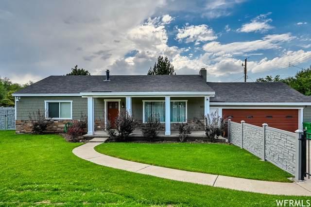 6706 S 2300 E, Cottonwood Heights, UT 84121 (#1757221) :: Berkshire Hathaway HomeServices Elite Real Estate