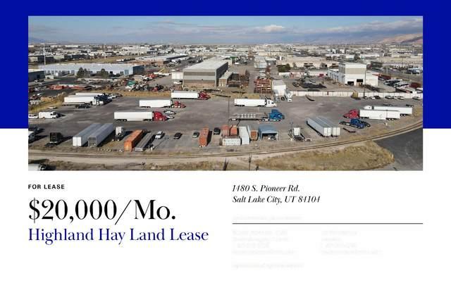 1480 S Pioneer Rd, Salt Lake City, UT 84104 (#1757260) :: The Fields Team